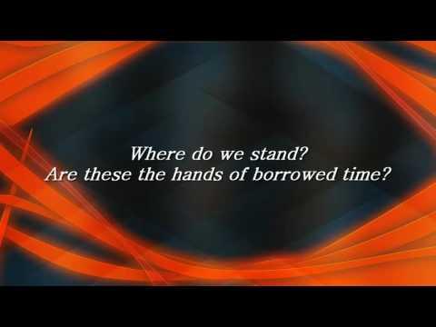 Frances  - Borrowed Time (lyrics)