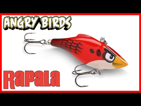 rapala angry birds review