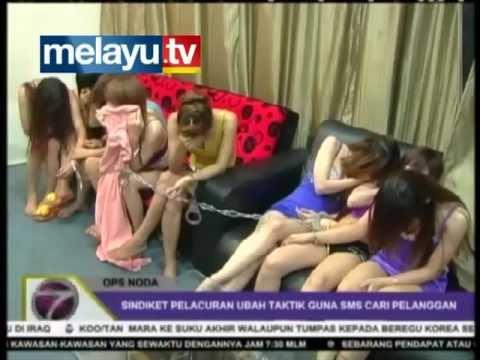 Pelacuran - ops noda - sindiket pelacuran ubah taktik guna sms cari pelanggan. PROGRAM TV: NTV7 Edisi TARIKH: 01-08-2012 ----- website: http://melayu.tv facebook: http:/...