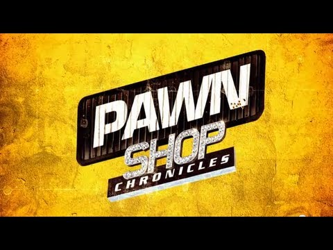 PAWN SHOP CHRONICLES (2013) Official Trailer