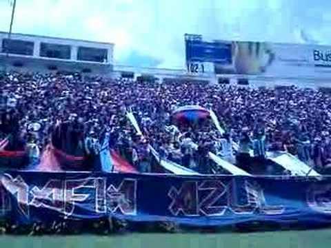 La Mafia Azxl Grana siempre a tx lado AKD - Mafia Azul Grana - Deportivo Quito