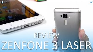 Asus Zenfone 3 Laser review with some gaming, camera samples where we try to find out if its worth the money. The Zenfone 3 Laser with 4 GB RAM, a 5.5-inch 1080p display is priced at Rs. 16,999 in India running on the Snapdragon 430 octa-core processor.Buy Zenfone 3 Laser (Flipkart) - http://2pb.in/2hbH5TBAsus Zenfone 3 Laser Review time-stamps:1. Intro (00:00)2. Build Quality & Design (00:35)3. Display (01:41)4. Network & Call Quality ( 02:08)5. Camera (02:39)6. Audio Quality - Speaker, FM Radio (03:06)7. Software – Storage, Features, USB OTG (03:36)8. Performance - Web Browsing, Speed Test (04:21)9. Gaming (04:42)10. Battery-life - Fast Charging, Screen-on-time (SOT) (5:06)11. Conclusion - Pros & Cons (05:19)Subscribe on YouTube, to get videos first:http://www.youtube.com/subscription_center?add_user=PhoneBunchFollow PhoneBunch:http://www.phonebunch.comhttp://www.facebook.com/phonebunchhttp://www.twitter.com/phonebunchFollow Abhinav Pathak (Editor):https://www.facebook.com/Abhi.IKnowIThttp://www.twitter.com/exoleteIntro Music:Stories by A Himitsu https://soundcloud.com/a-himitsuCreative Commons — Attribution 3.0 Unported— CC BY 3.0 http://creativecommons.org/licenses/by/3.0/Music provided by Audio Library https://youtu.be/oA9txZtAUaI