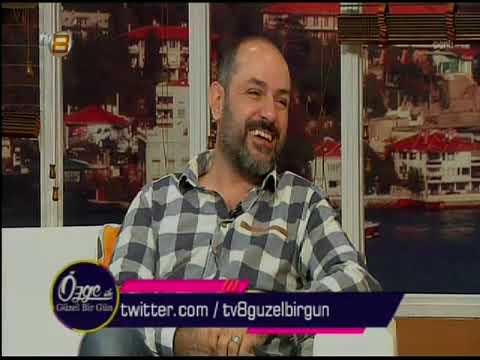 """Özge Uzun / Caner Taslaman / Erdem Uygan / TV8 """"Özge ile Güzel Bir Gün"""""""