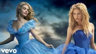 Shakira Cinderella 2015