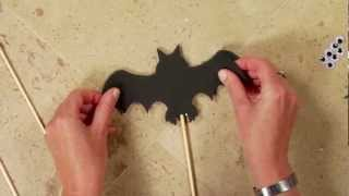 Kid's Halloween Bat Wand