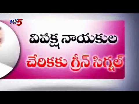 KCR  focus on party strengthening in State : TV5 News