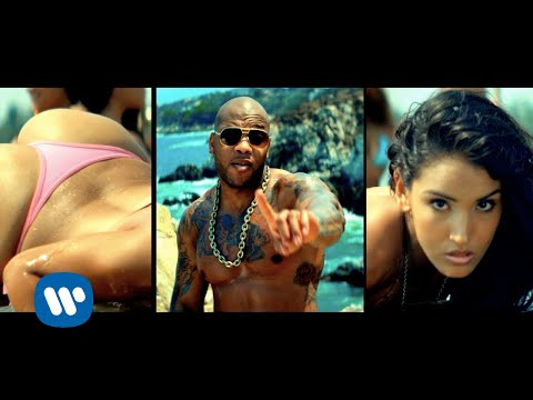 Flo Rida – Whistle [Official Video]