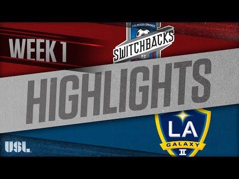 Колорадо Спрингс - Лос-Анджелес 2 2:0. Видеообзор матча 18.03.2018. Видео голов и опасных моментов игры