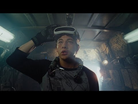 Ready Player One- Official Trailer #1