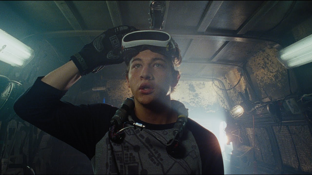 A Better Reality Awaits in Steven Spielberg's adaptation of Ernest Cline's 80s Pop Culture Virtual Reality 'Ready Player One' (Trailer)