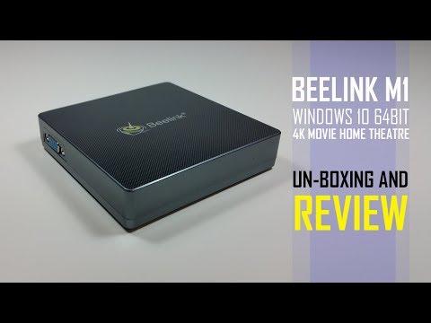 BeeLink M1 Mini PC INTEL Celeron N3450 And 4GB Ram