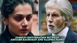 Nonton Famous Conversation Between Amitabh Bachchan And Taapsee Pannu From Movie Pink Film Subtitle Indonesia Streaming Movie Download