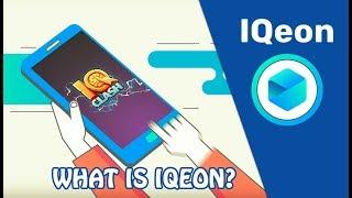 IQeon — Decentralized gaming PvP platform