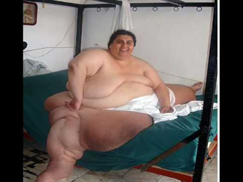 heaviest man alive. Fattest Person In The World