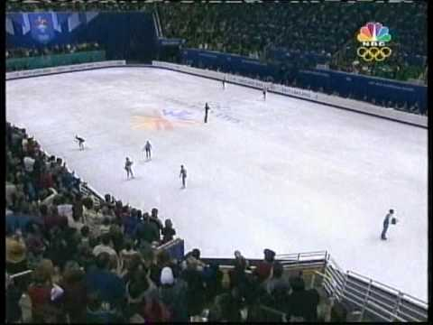 yagudin - Salt Lake City, Utah, USA - 2002 Winter Games, Figure Skating, Men's Free Skate - Aleksei Yagudin of Russia easily won the Free Skate, earning four 6.0s, and...