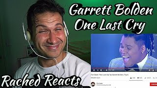 Download Lagu Coach Reaction - Garrett Bolden - One Last Cry Mp3