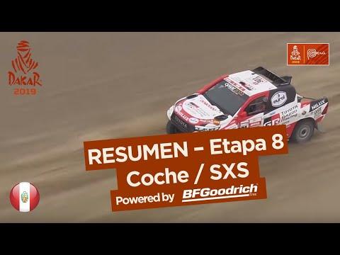 Dakar 2019 - Resumen Etapa 8 -Autos
