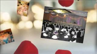 Embassy Suites Airport, Embassy Suites Bloomington, Embassy Suites St. Paul Wedding Ceremony & Reception Venue featuring All-Inclusive Packages www.embassywe...