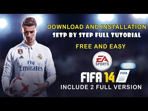*UPDATED* FIFA 14 DOWNLOAD AND INSTALL STEP BY STEP ǁ FREE FULL VERSION FOR (PC) WINDOWS  7/8/10