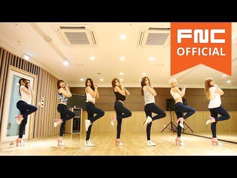 AOA – 단발머리(Short Hair) 안무영상(Dance Practice) Full ver.