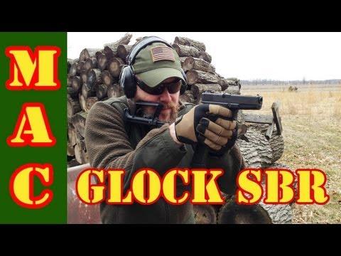 Glock 17 SBR
