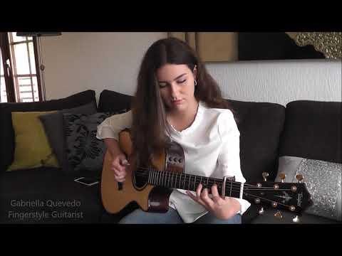 "Kiss  ""I Was Made for Lovin' You"" Cover by Gabriella Quevedo"