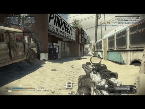 CALL OF DUTY GHOST: JEREMY…GRAN PERRO,MEJOR PERSONA