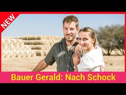 Bauer Gerald: Nach Schock-Diagnose immer noch sehr schwach!