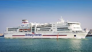 Download Lagu Pont Aven Experience   Portsmouth to Santander Cruise Mp3