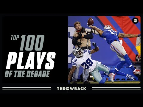 Top 100 Plays of the 2010s!
