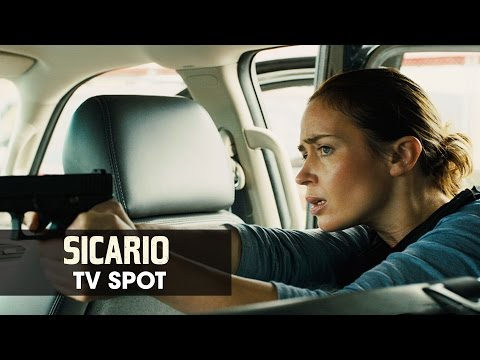 Sicario (TV Spot 'Critics Rave')