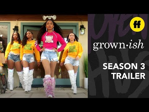 grown-ish Season 3 | Official Trailer | Freeform