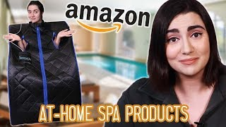Video I Built An At-Home Spa From Amazon Products MP3, 3GP, MP4, WEBM, AVI, FLV Juli 2019