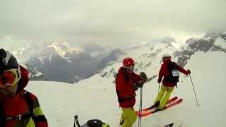 Sella Nevea Italy  City new picture : Sella Nevea Freeride