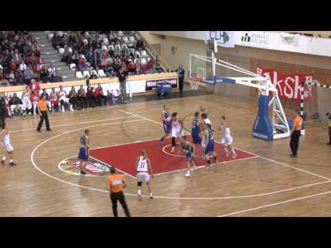 Női kosárlabda NB I. A-csoport 2. forduló. Aluinvent DVTK - Ceglédi EKK
