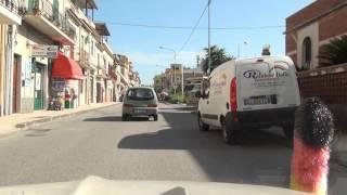 Fondachello Italy  city photos : Monforte Marina Torregrotta Fondachello Venetico Spadafora Sicily Italy Italien 14.10.2015