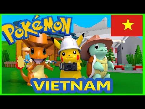 LEGO POKEMON - VIETNAM (Việt Nam)
