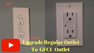 Video Removing and Replacing regular outlet with GFCI outlet MP3, 3GP, MP4, WEBM, AVI, FLV Agustus 2018