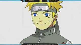 Naruto Speed Drawing Wii U Art Academy