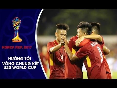 U20 VIỆT NAM NGHE ĐƯỜNG ĐẾN NGÀY VINH QUANG, SẴN SÀNG CHO TRẬN ĐẤU LỊCH SỬ TẠI WORLD CUP