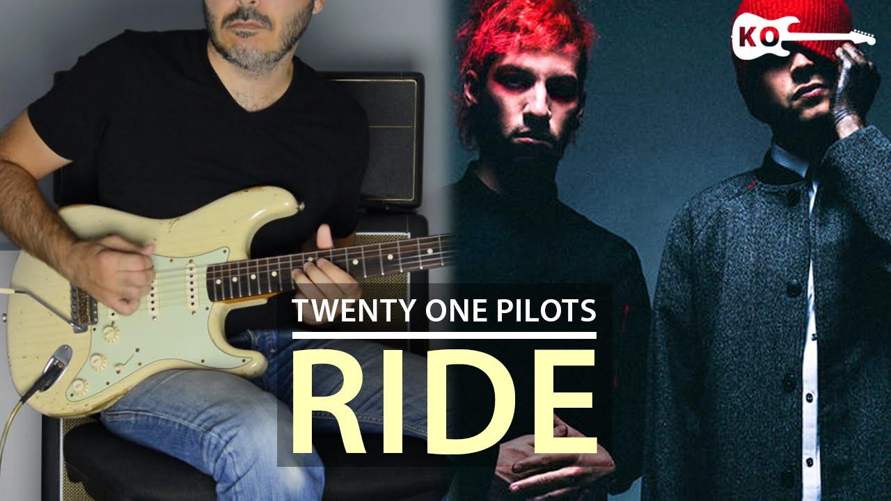 Twenty One Pilots – Ride – Electric Guitar Cover by Kfir Ochaion
