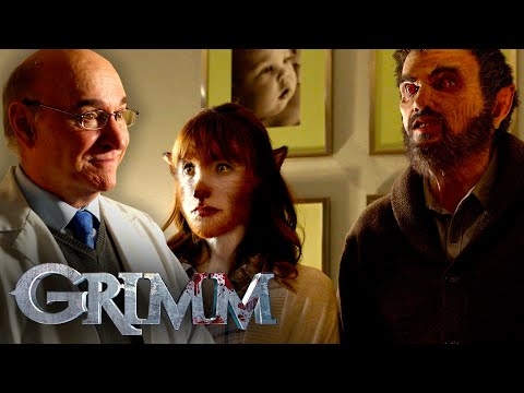 Monroe and Rosalee at Wesen Fertility Clinic | Grimm