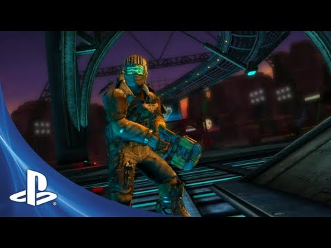PlayStation® All-Stars Battle Royale - Isaac