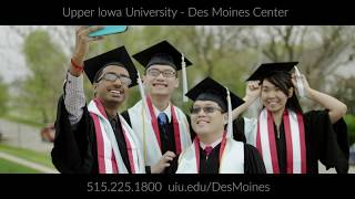 Apply today or contact us for more information:Upper Iowa University-Des Moines5000 Westown Parkway, Suite 200 West Des Moines, IA 50266 Phone: 515-225-1800 Fax: 515-225-1919 desmoines@uiu.edu Or contact the UIU-Des Moines Admissions Counselor Steffen Baumgarten at 515-225-1800Office Hours 9 a.m. – 7 p.m. Monday - Thursday 8 a.m. – 5 p.m. Friday - See more at: http://uiu.edu/locations/desmoines/index.html#sthash.AK2YkuX2.dpufSubscribe NOW to Upper Iowa University:  http://www.youtube.com/subscription_center?add_user=upperiowauniversityGet more UIU here:Like UIU:  https://www.facebook.com/upperiowauniversityFollow UIU:  https://twitter.com/upperiowaFollow UIU:  http://instagram.com/upperiowauniversityUIU Pics:  www.flickr.com/upperiowauniversityPin UIU:  http://www.pinterest.com/upperiowauniv/UIU Tumblr:  http://upperiowauniversity.tumblr.com/Link to UIU:  http://www.linkedin.com/groups?mostPopular=&gid=137703UIU News:  http://uiu.edu/uiunews.xmlUpper Iowa University (UIU), founded in 1857, is a private, not-for-profit liberal arts university with a home campus in Fayette, Iowa, including off-campus educational centers in the United States as well as in Hong Kong and Malaysia. UIU also has online and independent study programs.  To learn more, go to:  www.uiu.edu
