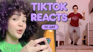 IV Jay Reacts to the Craziest TikToks Using Her Songs | Tik Tok Reacts by Seventeen Magazine