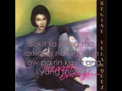 Tekst piosenki Regine Velasquez - Damdamin Ko Sa 'yo po polsku