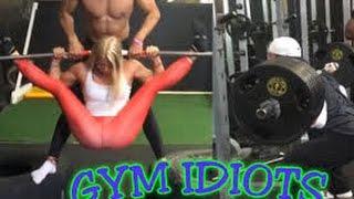 Gym Idiots - Spread Eagle Rows & Mike O