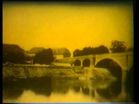 .SISAK- Otvaranje mosta preko Kupe u Sisku 6.5.1934.avi .