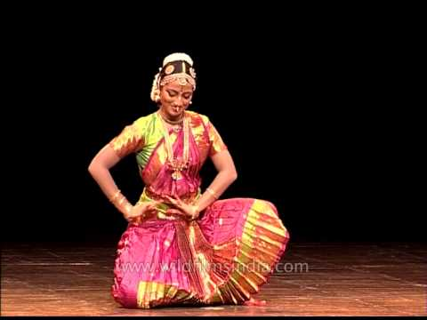 Bharatnatyam : One of the traditional dance forms of southern India