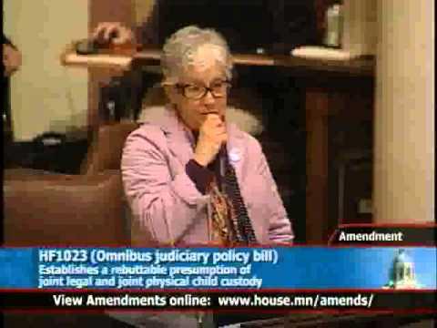 Can Men Grow Breasts And Breastfeed? MN  Legislature Debates